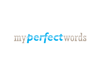 my perfect words